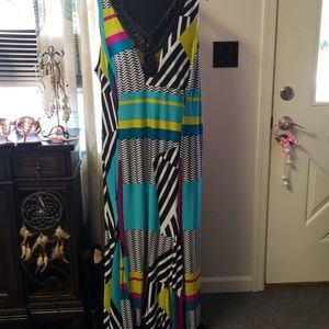 New directions woman dress